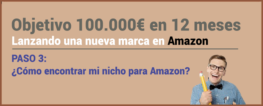 Nicho para Amazon - Header image